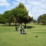 Golf en la Villa.