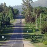 Paisaje de ruta provincial Nº 5